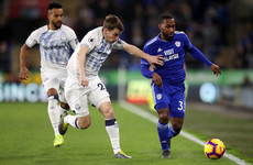 Seamus Coleman marks return to form as Everton lift gloom with Cardiff win