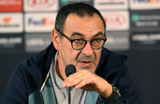 'I don't care if fans boo me': Sarri says goalkeeping controversy has had no impact on Chelsea morale