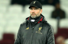 Klopp: This isn't Liverpool's last chance to win Premier League