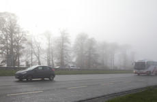 Motorists warned to be careful as heavy fog hits many parts of country