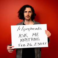 11 things we learned from Hozier's AMA that also might make you hungry