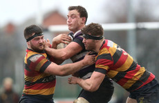 Ex-Ireland U20 Thompson moves on from Ulster to join Jersey