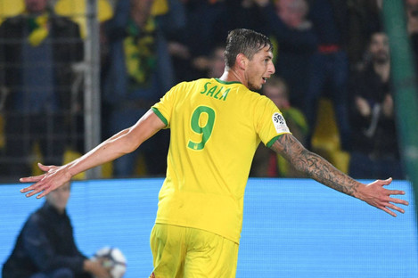 Sala lost his life in a tragic airplane accident in January.