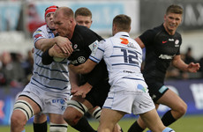 'One of rugby's truly great players' - Saracens announce Burger departure