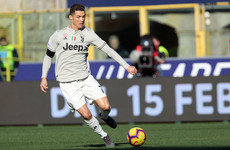 Concern for Juventus as Ronaldo set for tests on troublesome ankle