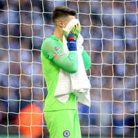 Maurizio Sarri has dropped Kepa for tonight's clash against Spurs after Wembley controversy