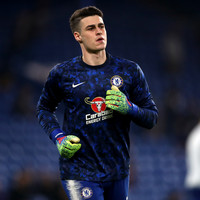 'He made a mistake': Axed goalkeeper Kepa is still Sarri's number one at Chelsea