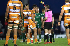Cheetahs centre apologises to Connacht's Fainga'a after disgusting act of foul play