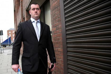 Joe O'Reilly, file photo.
