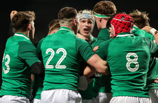 McNamara's Ireland handed tough draw for U20 World Championship