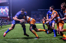 Leinster fail to fire but do more than enough to tame the Cheetahs