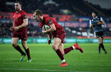 Van Graan backs Haley for Ireland honours after finding his feet at Munster