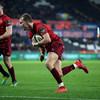 Van Graan backs Haley for Ireland honours after finding his feet at Munster