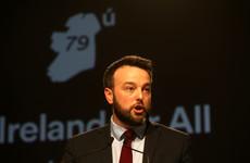 Sinn Féin accused of 'getting desperate' by tweeting edited version of SDLP leader's speech
