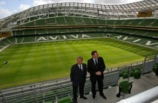 FAI confirm interest in hosting Euro 2020 with Scotland and Wales