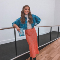 Roz Purcell, Tony McGregor, and Emma Thompson... it's our celeb winners and losers of the week
