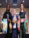 Shields and Hammer get ball rolling for women's superfights, and Taylor's big nights should follow