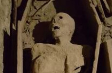 'The Crusader' was never intended to be a mummy ... and he may not even have been a crusader