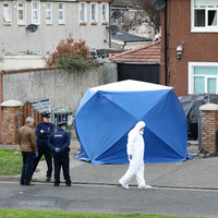 Man shot dead in front garden of west Dublin home named locally