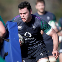 A peek outside the bubble has James Ryan refreshed and ready to get Ireland firing