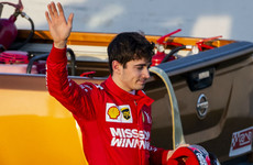 'The two will be free to fight': Ferrari will allow Leclerc to challenge teammate Vettel