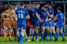 Cullen happy to avoid 'stressful moments' as Leinster secure home semi-final