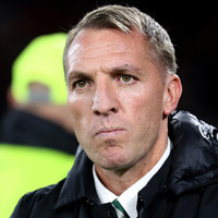 'What the f*** are you doing?': Brendan Rodgers stunned by abuse from Celtic fans