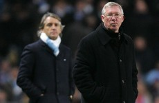 Expect fireworks on Manchester derby night