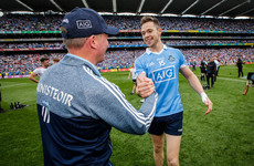 Gavin and Kenny ring the changes as Dublin footballers and hurlers name sides
