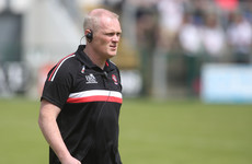 Dominant Derry continue their 100% record and seal promotion to Division 3