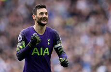 Hugo Lloris' 90th-minute penalty save denies Arsenal last-gasp North London Derby win