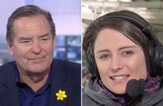 Jeff Stelling gets burned, Paddy Kavanagh's chip van and more Tweets of the Week