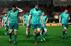 Munster knocked off the top of Conference A after frustrating defeat in Wales