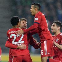 Five-star Bayern Munich pull level with Dortmund at Bundesliga summit