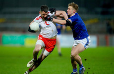 All-Ireland finalists Tyrone back on track as nine-point win worsens Cavan's woes