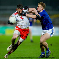 All-Ireland finalists Tyrone back on track as nine-point win worsens Cavan's woes