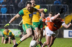 Super sub Murphy makes decisive impact in narrow win for Donegal