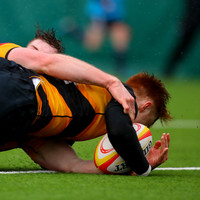 Lansdowne squeeze past Young Munster, while Dublin University steal late victory