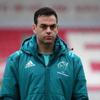Van Graan insists Munster 'still in a brilliant place' despite Scarlets defeat