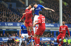 As it happened: Everton vs Liverpool, Premier League