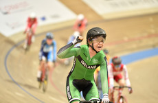 'I still can't believe it': Ireland's Lydia Boylan wins silver at the Track Cycling World Championships