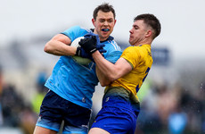 Second-half siege helps dogged Dublin see off Roscommon in dreadful conditions