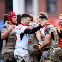 Ulster continue push for play-off spot with bonus-point victory at Dragons