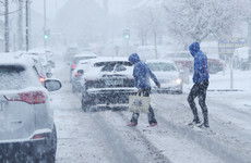 Snow-ice warning for entire country as motorists urged to keep eyes on the road