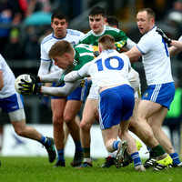 O'Shea and Walsh point the way as Kerry beat Monaghan to claim fifth league win