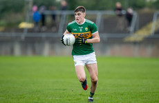 Sean O'Shea proves sideline score was no fluke with latest effort against Monaghan