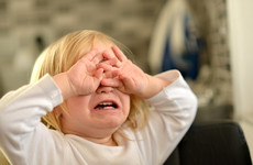 Am I being a bad parent... by giving in to my toddler's tantrums too quickly?
