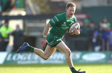 Marmion ready to run with Ireland after stint on the sidelines