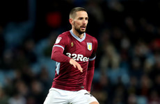 'You have to show character and mental strength' - Hourihane silences Villa jeers