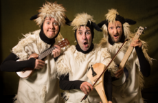 WIN: Family passes to see the giggle-filled new kids' show Woolly's Quest